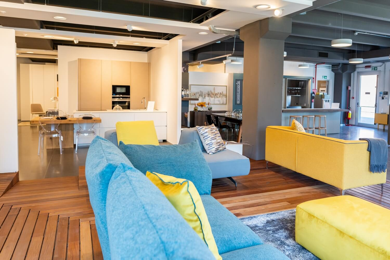 Living salotti arredamento design EdilDesign Cavallermaggiore Cuneo Ediltutto