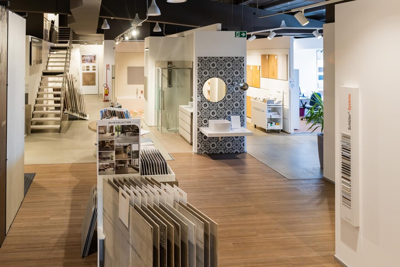 Showroom Edildesign arredamento di design cavallermaggiore cuneo ediltutto srl